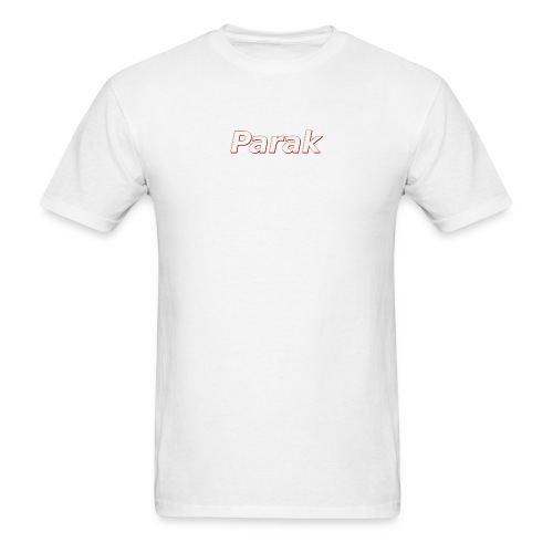 Parak logo - Men's T-Shirt