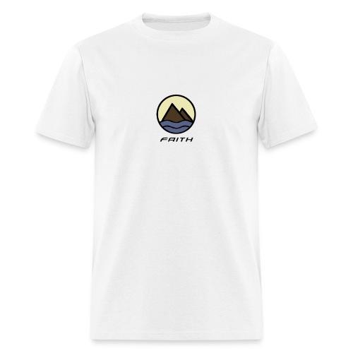 Faith - Men's T-Shirt