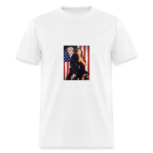 Melania & Donald - Men's T-Shirt