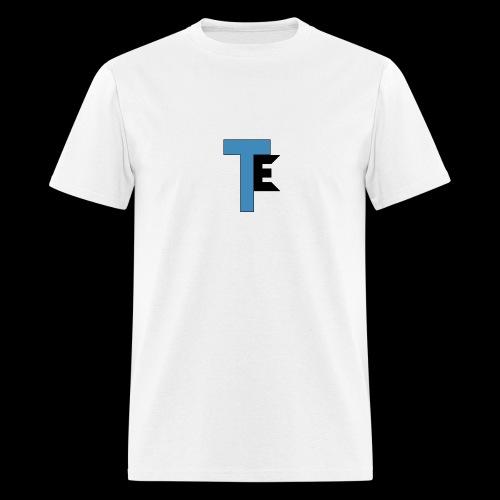 The Second Team Exelfiny Logo - Men's T-Shirt