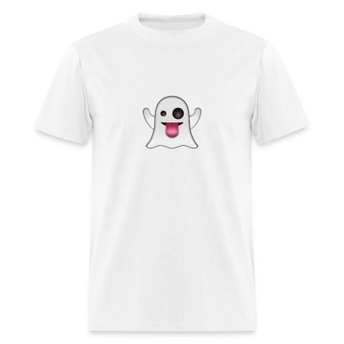ghost face emo - Men's T-Shirt