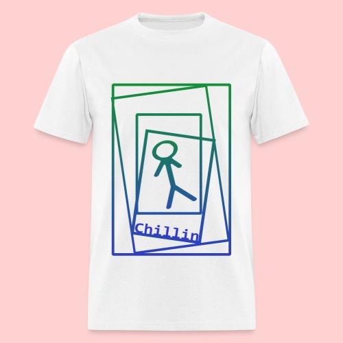 Chillin' Cubes - Men's T-Shirt