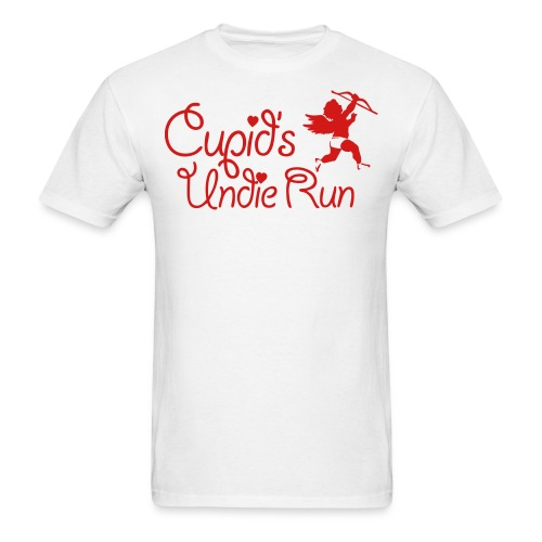 CupidRun new 2 - Men's T-Shirt