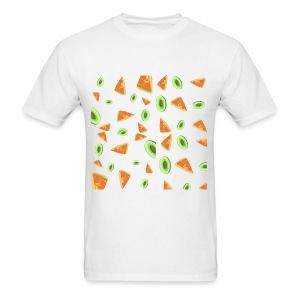 The PizzaCados - Men's T-Shirt