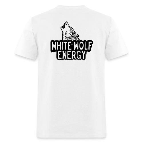 WhiteWolfLogo - Men's T-Shirt