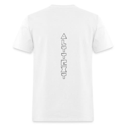 A T - BUBBLEGUM   Alternative Text co. - Men's T-Shirt