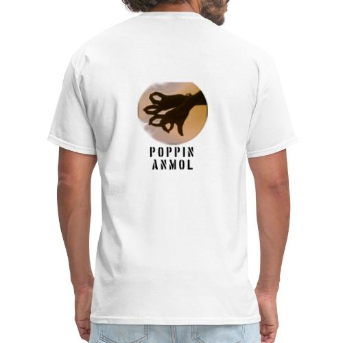 Logo with name - Men's T-Shirt