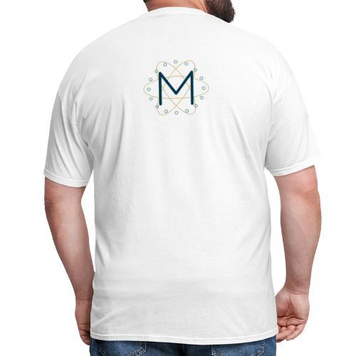 Macca's Tech Logo - Men's T-Shirt