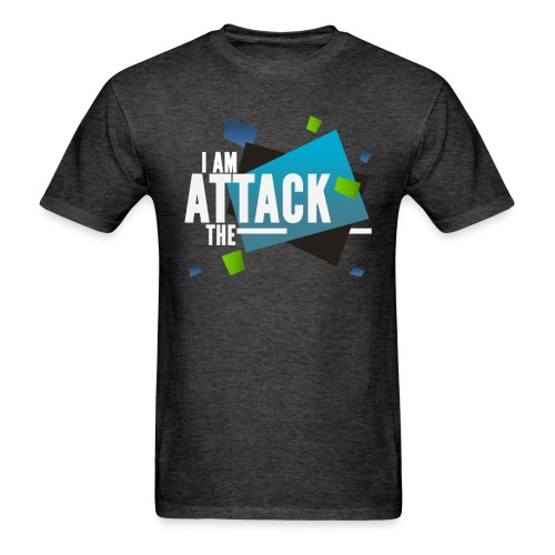 attack flare - Men's T-Shirt
