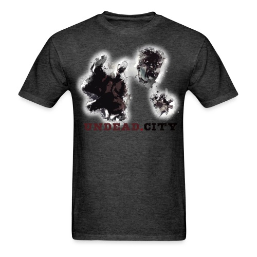 Zombie Undead City - Men's T-Shirt