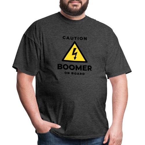 Boomer on board - Men's T-Shirt