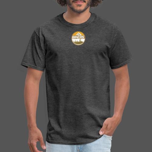 Gikers: Gay Hikers & Bikers - Men's T-Shirt