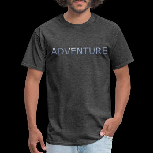 adventure banff mountain - Men's T-Shirt
