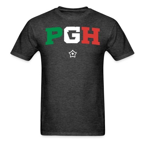 PGH_Italy - Men's T-Shirt