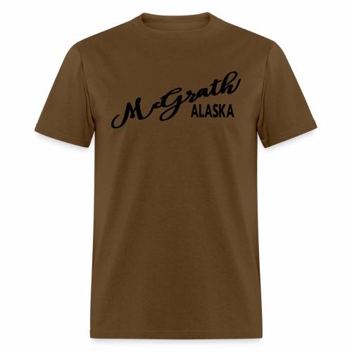 McGrath Alaska tshirt - Men's T-Shirt