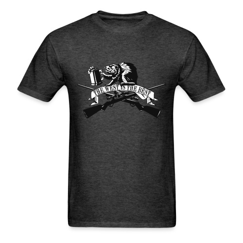 BEAVERWITB - Men's T-Shirt