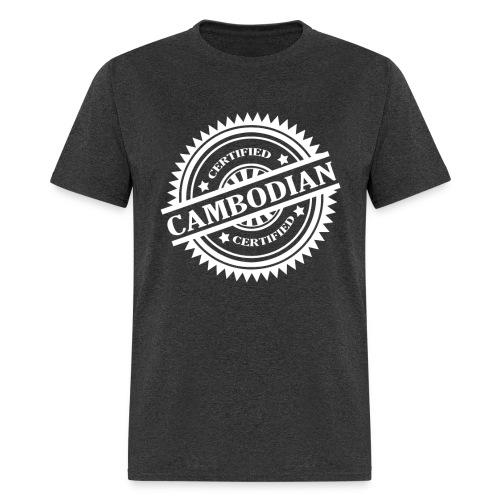 Women's Certified Cambodian - Men's T-Shirt