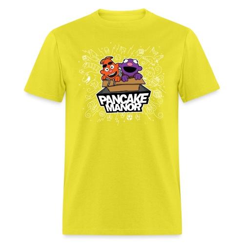pm-explosion-white-bg - Men's T-Shirt