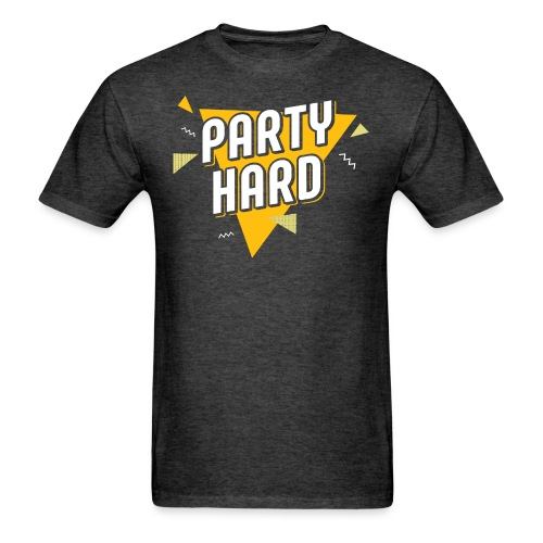 Party Hard 2021 - Men's T-Shirt