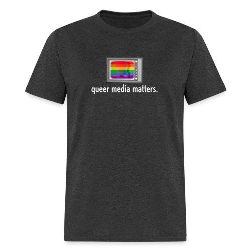 QMMPride TV - Men's T-Shirt