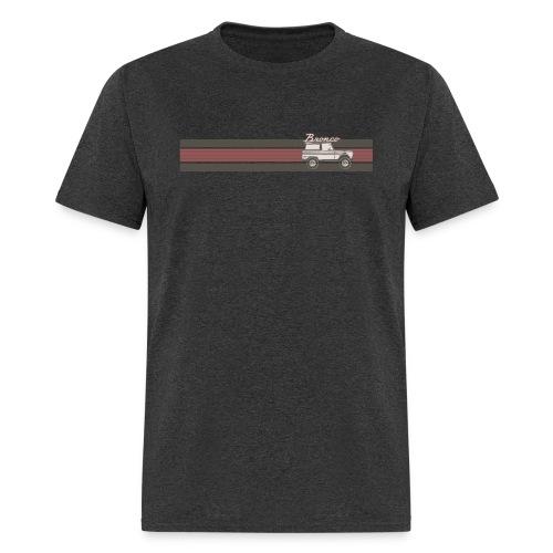 Bronco Line Art T-Shirt - Men's T-Shirt