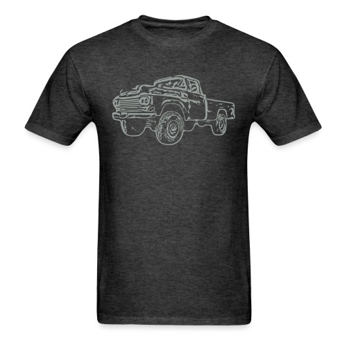 gnarlyTruck - Men's T-Shirt