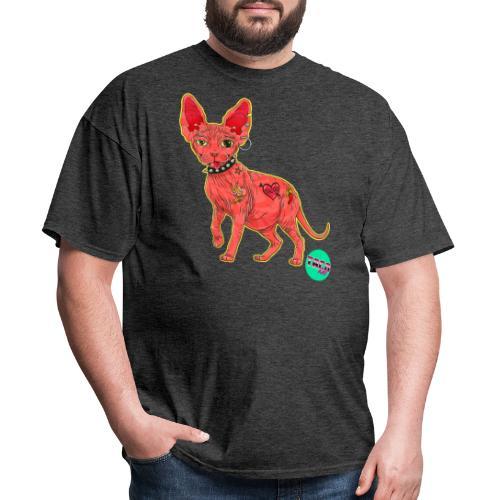 Hairless Taco Cat - Men's T-Shirt