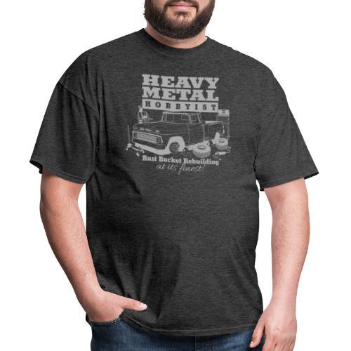 HMH_GRAY - Men's T-Shirt