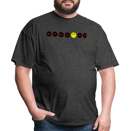 Smiley Friday 3c - Men's T-Shirt