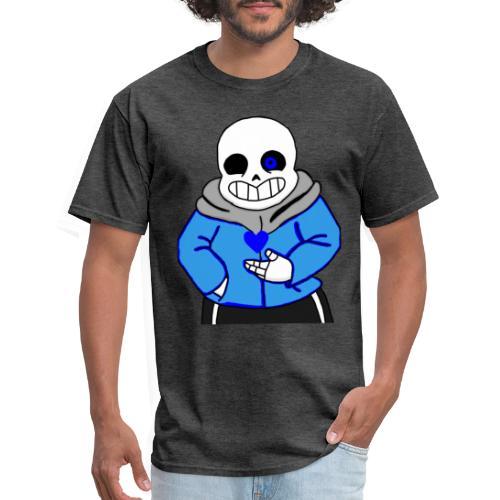 "Undertale San ""ReDraw"" - Men's T-Shirt"