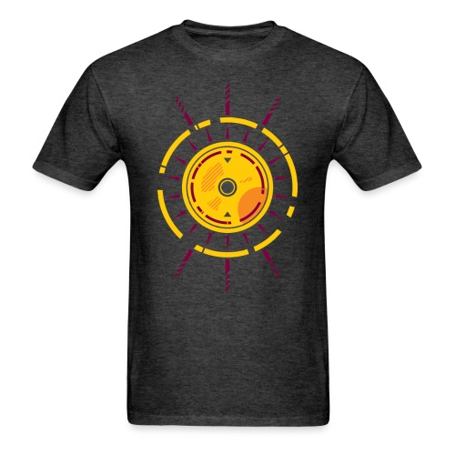 The Sun - Men's T-Shirt