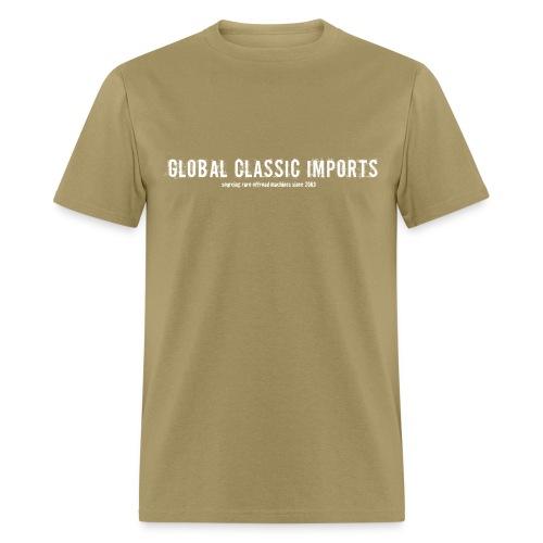 GCI Large Logo - Men's T-Shirt