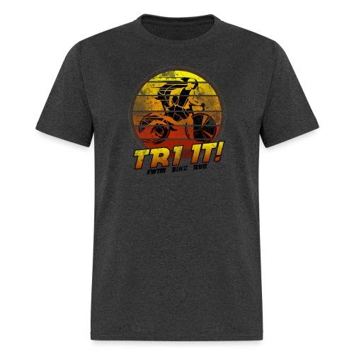 Tri It - Men's T-Shirt