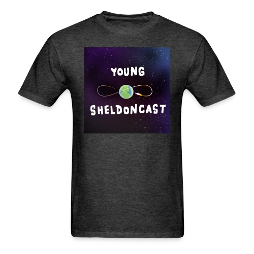 Young Sheldoncast - Men's T-Shirt