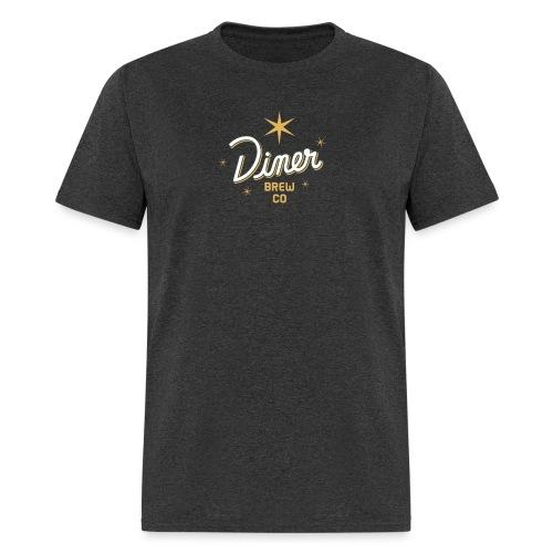 Diner Brew Co Logo - Men's T-Shirt