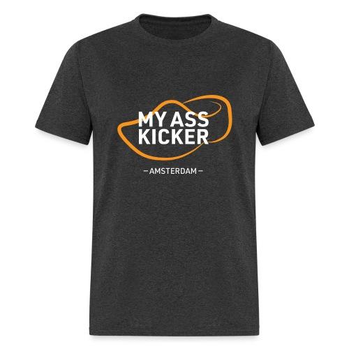 MY ASS KICKER - Men's T-Shirt