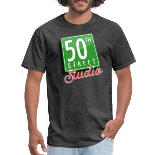 50th Street Studio LOGO - Men's T-Shirt