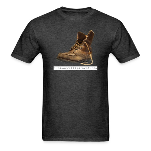 Old Shoe for President T-Shirt - Men's T-Shirt