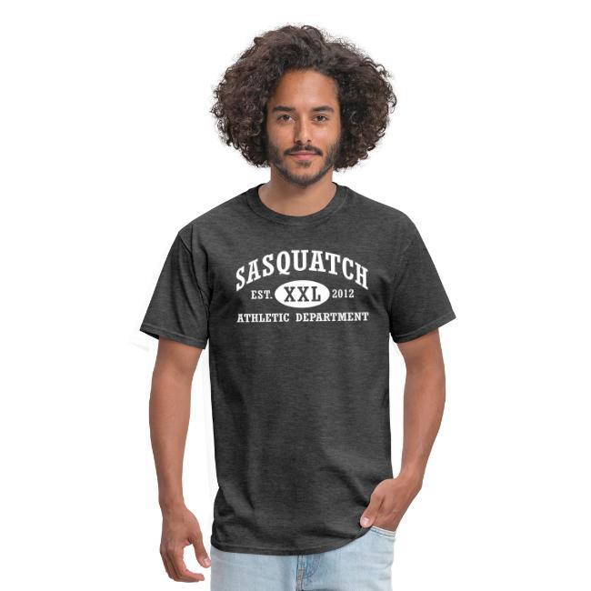 Sasquatch XXL Athletic Department Shirt