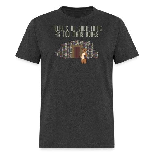 Beaver Hut Light - Men's T-Shirt