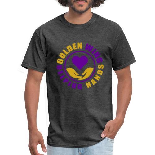 Golden Wing Helping Hands - Men's T-Shirt