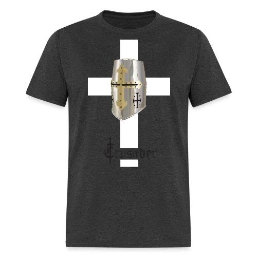 crusader_white - Men's T-Shirt
