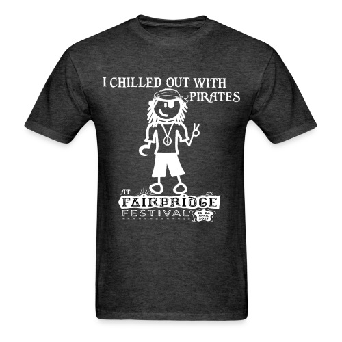 Fairbridge Festival 2017 TShirt Rolled Edge - Men's T-Shirt