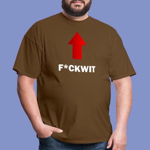 Self-Describing T-Shirt - Men's T-Shirt