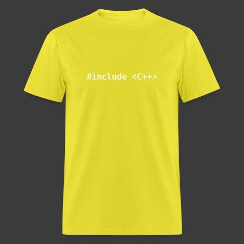 Include Original (Dark Background) - Men's T-Shirt