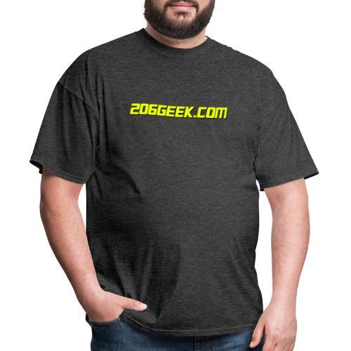 206geek.com - Men's T-Shirt