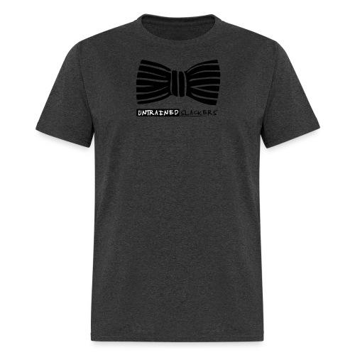 Untrained Slackers Bowtie Shirt - Men's T-Shirt