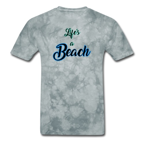 Life's a Beach - Men's T-Shirt