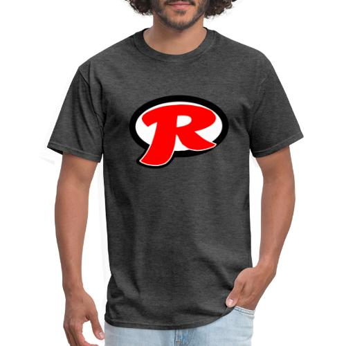 Reviewy McReviewface Logo - Men's T-Shirt