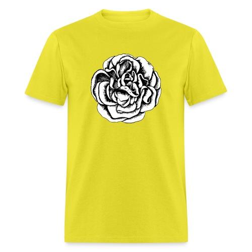 Buttercup Rose - Men's T-Shirt